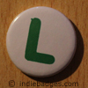 Uppercase L Button Badge