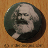 Marx Button Badge