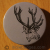 Stag 3 38mm Button Badge