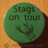 Stags On Tour 1 38mm Button Badge