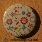 Pattern 2 Button Badge