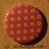 Pattern 11 Button Badge