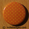 Pattern 12 Button Badge