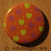 Pattern 13 Button Badge