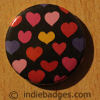 Pattern 28 Button Badge