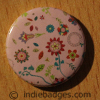 Pattern 3 Button Badge