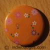 Pattern 6 Button Badge