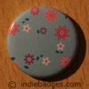 Pattern 7 Button Badge