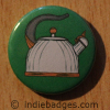 Retro Kettle 3 Button Badge
