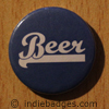 beer button badge