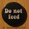 do not feed button badge