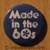 made in the 60s button badge
